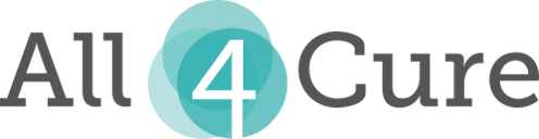 All 4 Cure logo